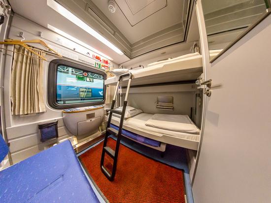 Со скоростью «Стрижа»: в Москву можно комфортно добраться поездом