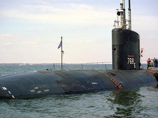 Подводная лодка, оснащенная стелс-технологиями, должна была всплыть и неожиданно нанести условный удар по России