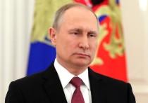Победивший Путин обратился к россиянам: слов благодарности недостаточно