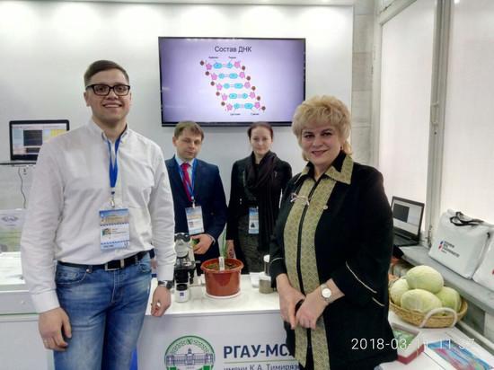 Аграрная наука в тренде: молодые ученые представили свои инновации на Всероссийском агропромышленном форуме в Краснодаре