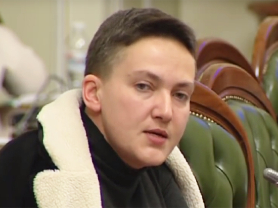 """Депутат-""""наводчица"""" нецензурно обозвала украинского прокурора и объявила голодовку"""
