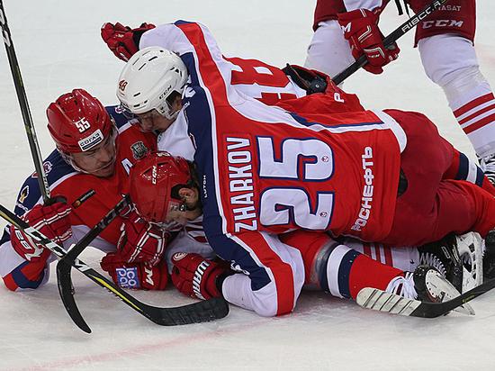 Эксперты оценили достижение ЦСКА и «Йокерита», сыгравших самый долгий матч в КХЛ