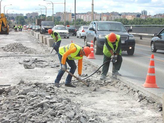 Второй этап ремонта моста через Волгу в Костроме начнется в апреле