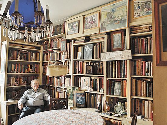 Мемориальный кабинет Сергея Эйзенштейна лишился жилплощади