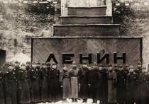 После смерти Ленина молодежь выбирала между Сталиным и Троцким