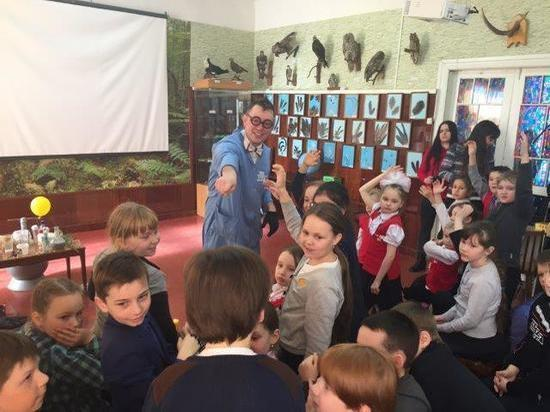 В День воды Каскад Верхневолжских ГЭС провел эколого-просветительские мероприятия для детей Углича и Рыбинска
