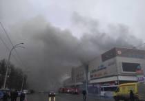 Показания охранника ТЦ в Кемерово восстановили пожар по минутам