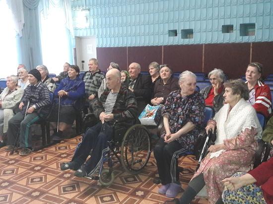 Вышневолоцкий дом интернат для престарелых и инвалидов москва восточный округ дом престарелых