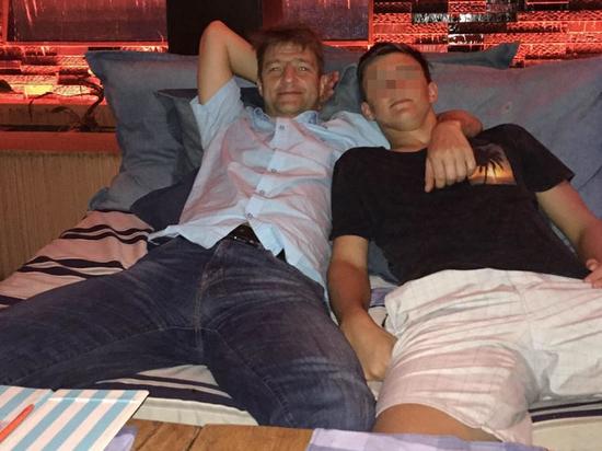 Штенгелов и Судденок: владельцы кемеровской «Зимней вишни» сдают друг друга