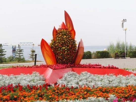 В Чебоксарах выбрали концепцию цветочного оформления на лето