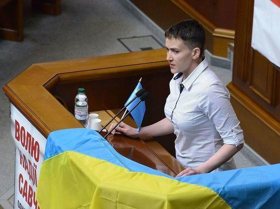 По ее словам, в помещении, где содержится Надежда Савченко, нет тепла