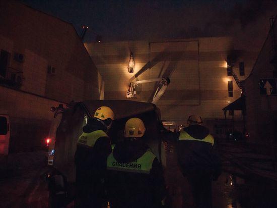 Руководительница сгоревшего в ТЦ Кемерово класса: «Охранники сказали - вы погибнете»