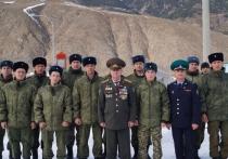 Ветераны-пограничники Ставрополья подводят первые итоги работы