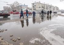 Казань ожидает потоп: уровень Куйбышевского водохранилища на 5 м выше нормы, воды в снеге – на 29% больше
