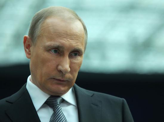 Путин объяснил, почему произошел пожар в кемеровском ТЦ
