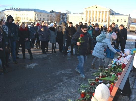 Кемерово, мы с тобой: Костромская область скорбит со всей страной