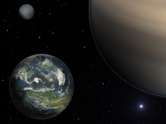 Астрономы нашли планету размером с Землю