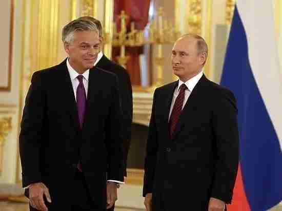 Посол США объяснил, почему не была отложена высылка российских дипломатов