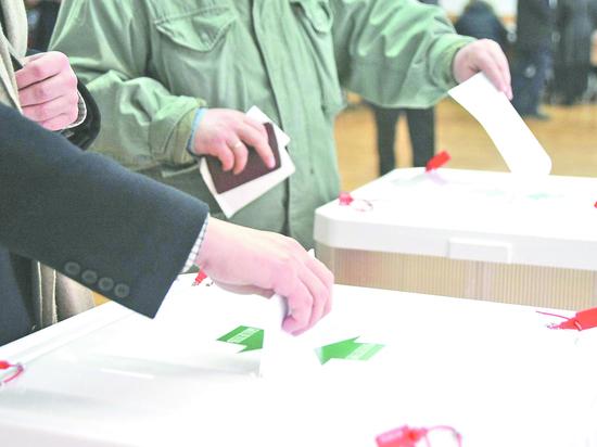 Как голосовала Кубань