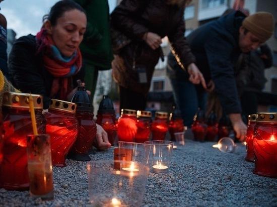 Костромичи зажгут свечи накануне и в день общенационального траура по погибшим в Кемерове