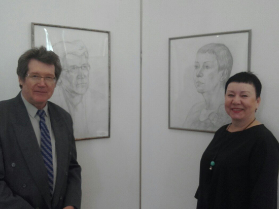 В Пермском институте культуры представили уникальную выставку