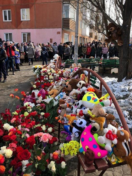 Костромичи выразили соболезнования кемеровчанам в связи с трагедией в торговом центре