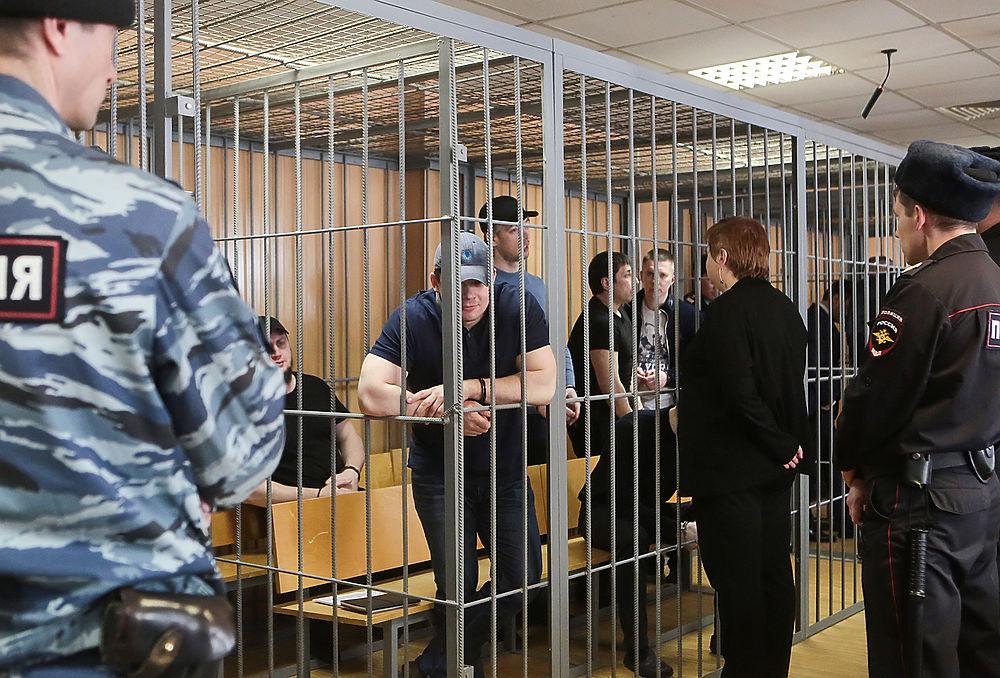 Криминального авторитета Шакро Молодого признали виновным в вымогательстве