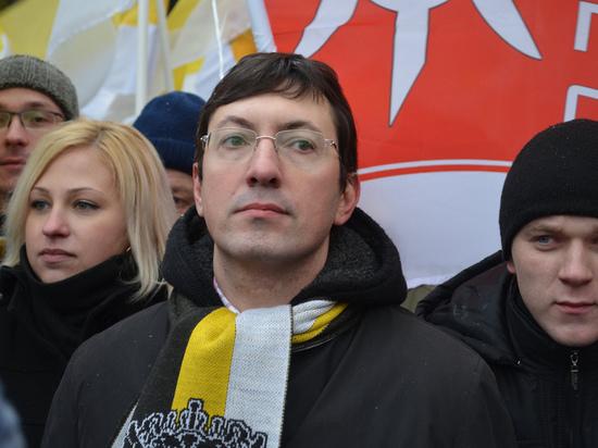 Националисту Поткину смягчили наказание и отпустили на свободу