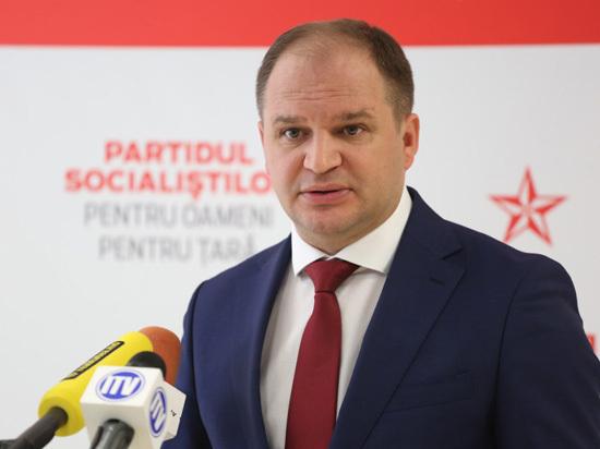 Ион Чебан: «Социалисты будут продолжать бороться за интересы столицы и ее жителей»