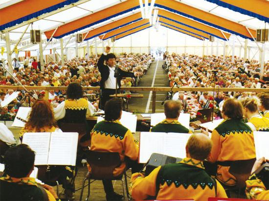 Как оркестр «Онего» проделал путь из заводского клуба на европейские сцены