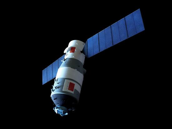 Китайская орбитальная станция скоро упадет на Россию, допустили специалисты