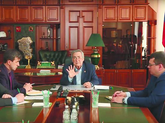 Народ отправил Тулеева в отставку: несменяемость власти губит Кемерово