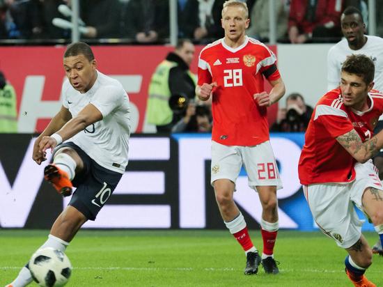 Специалисты ищут причины невыразительной игры сборной России по футболу