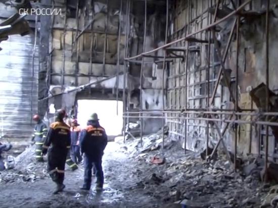 Как строили ТЦ в Кемерово: система