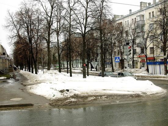 В Мордовии 29 марта будет без осадков, но ветрено