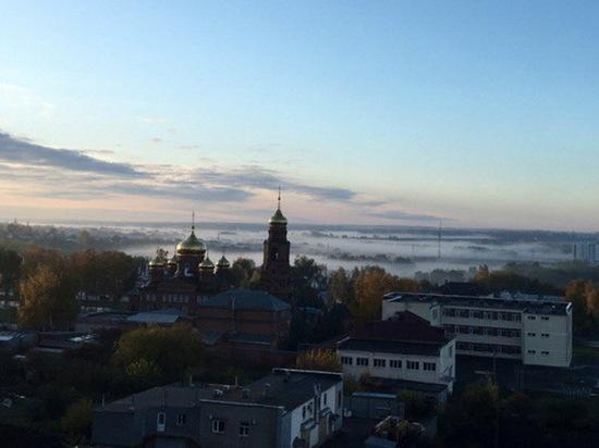 30 марта в Мордовии будет без осадков, на дорогах – гололедица