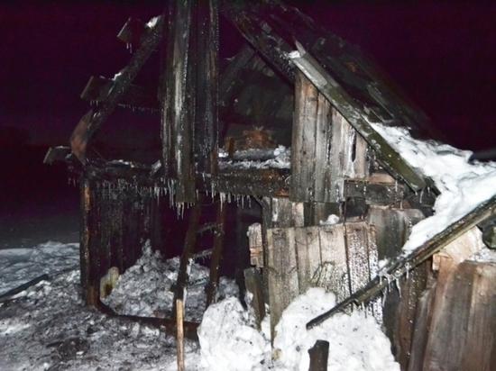 Два поджога зафиксировано в Чувашии за сутки