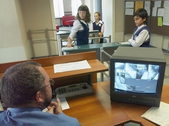 Видеокамеры защитят учителей и школьников друг от друга