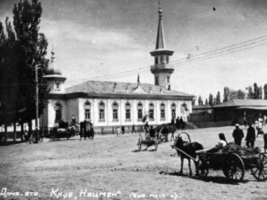 Архитектуру старого Алматы рушили поэтапно
