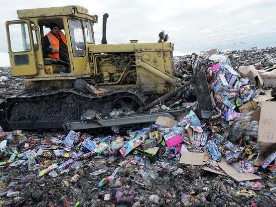Кто стоит за экологической катастрофой в Серпуховском районе? (видео)