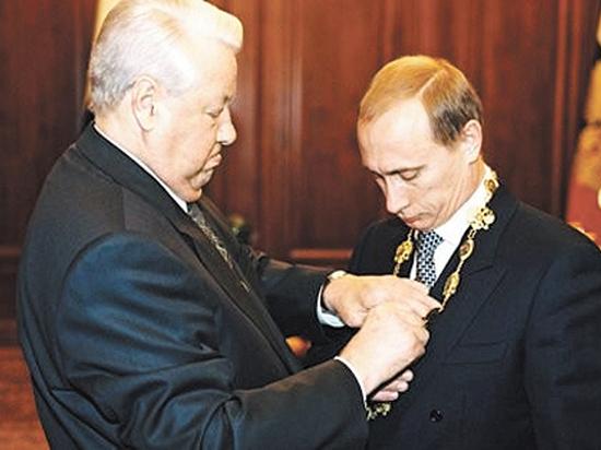 Госдума отказалась признать Горбачева и Ельцина
