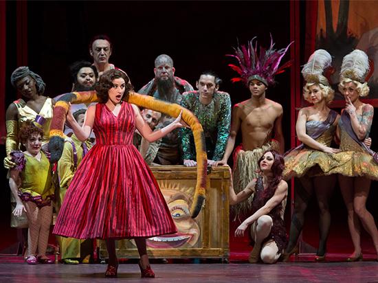 «Cosi fan tutte» в Мет-опере