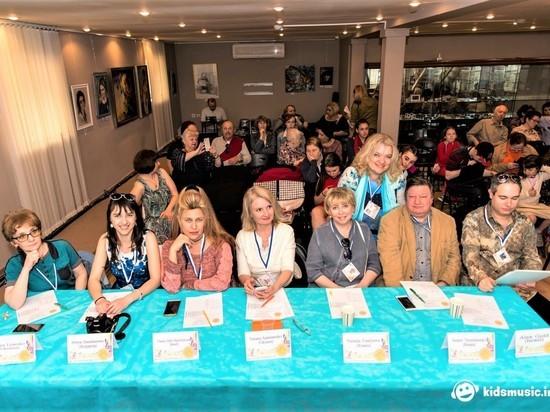 В Российском культурном центре в Тель-Авиве открылся Международный фестиваль талантливых детей «Калейдоскоп»