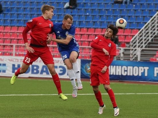 Футболисты «Мордовии» на сборах обыграли турецкий «Серик Беледиеспор»