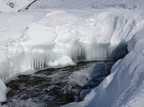 В Липецке снег может растаять за неделю