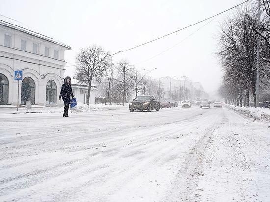 31 марта в Мордовии ожидается мокрый снег