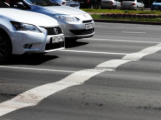 В Мордовии за два месяца за выезд на стоп-линию оштрафовано более 3 800 водителей
