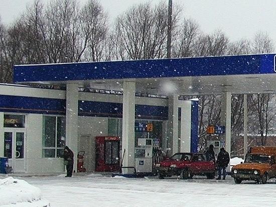 Цены на топливо в Костромской области остались на уровне прошлого года