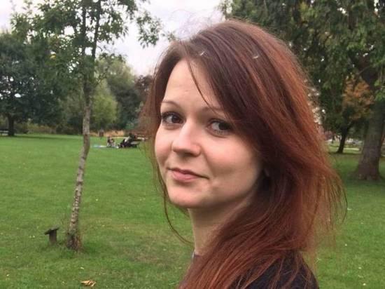 Юлия Скрипаль стремительно пошла на поправку: может есть и пить