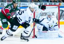 Вчера в «Татнефть-Арене» стартовала финальная серия Восточной конференции КХЛ между казанским «Ак Барсом» и челябинским «Трактором»